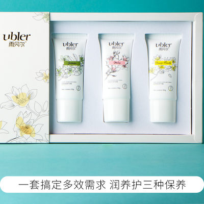 �건����ػ��㻤��˪�׺� Ulber Floral Fragrance Hand Cream Collection