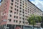 (R0485) Flat for Rent Pangsapuri Puchong Permai PUCHONG