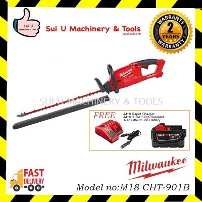 MILWAUKEE M18 CHT-901B FUEL™ Hedge Trimmer Outdoor Power Equipment