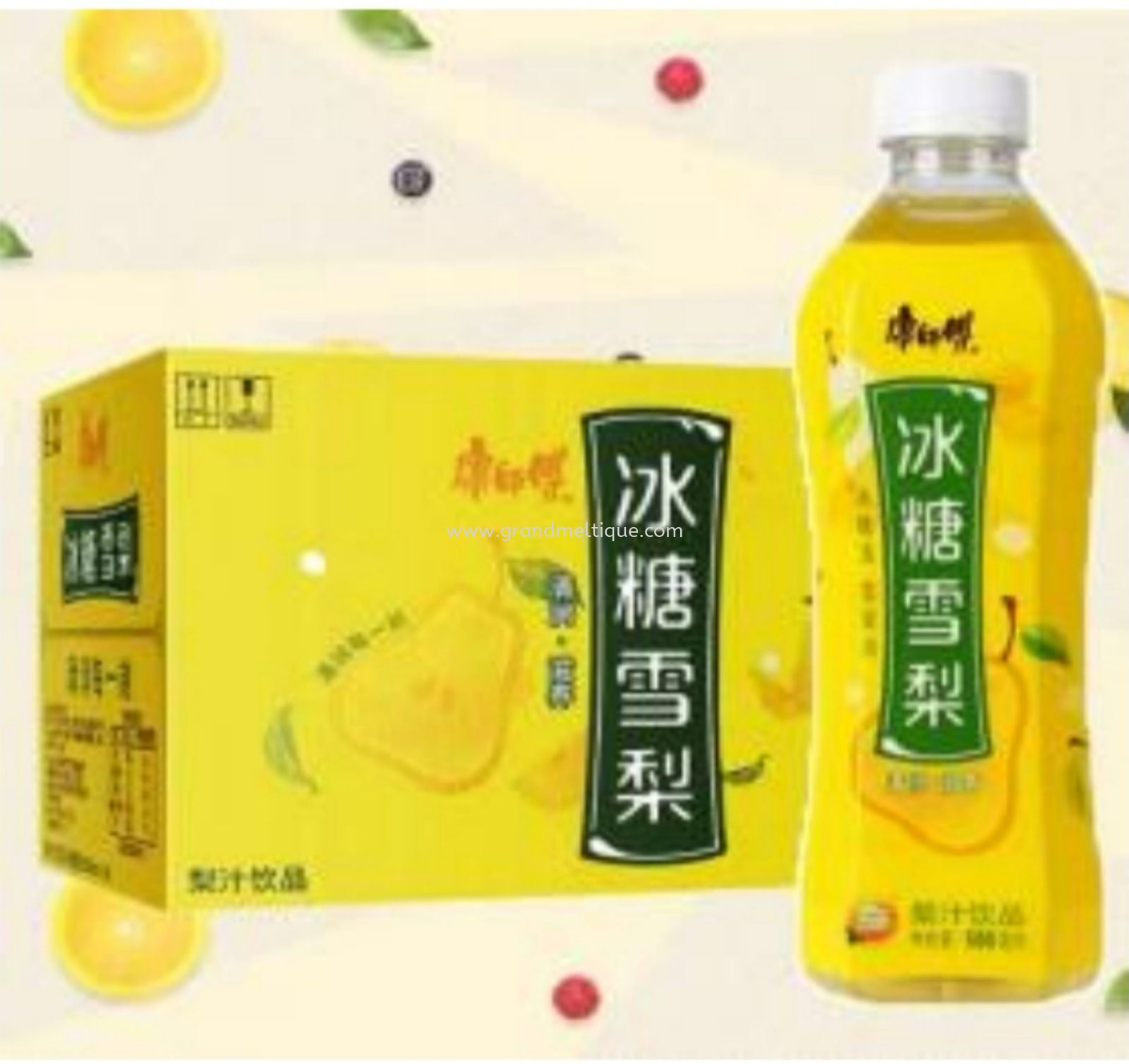 KANG SHI FU ROCK SUGAR PEAR JUICE