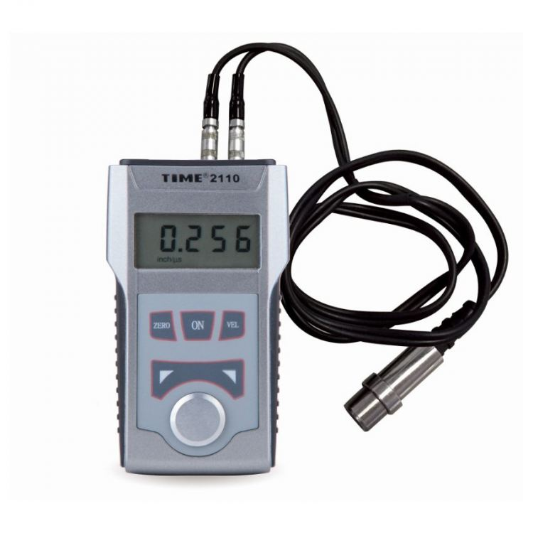 TIME ULTRASONIC THICKNESS GAUGE | 1.2-225.0X0.1MM, MODEL: 2110