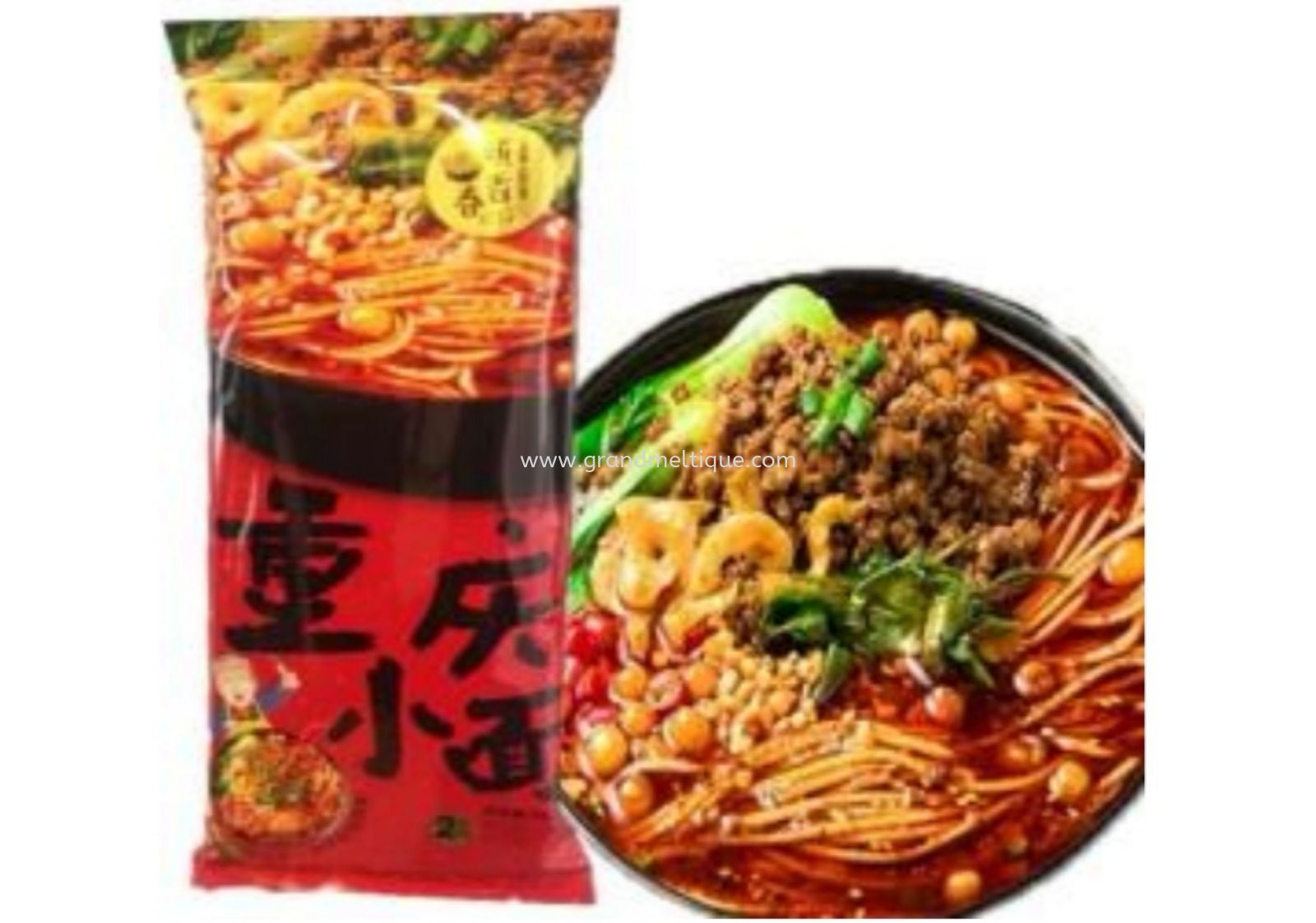 SHUN SAVORY CHONGQING SPICY NOODLE顺香春重庆小面