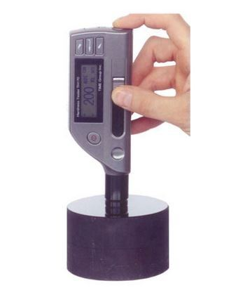 TIME LEEB HARDNESS TESTER INTEGRATED WITH IMPACT DEVICE D, MODEL: 5100