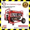 BOSSMAN BM6500GF Gasoline Engine Generator 5.5kW with Handle & Wheels Bossman Generator