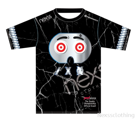 Nexss Team T-shirt(T008)-01