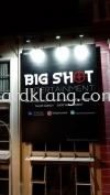 Big Shot Giant Billboard and sport light at setia taipan setia alam  BILLBOARD