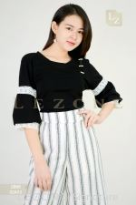 2866 PUFFSLEEVE BLOUSE【EVERYONE MUST HAVE RM88 NETT】