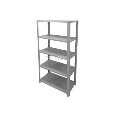 OPEN TYPE RACKING WITH 5 SHELVES