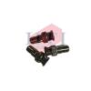 BNC RG59 DCOM insert Type BNC Connector Coaxial Component