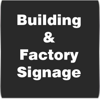 Building & Factory Signage