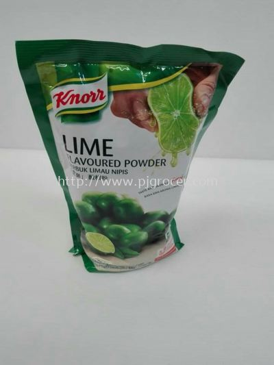 Knorr Lime Flavoured Powder 400gm