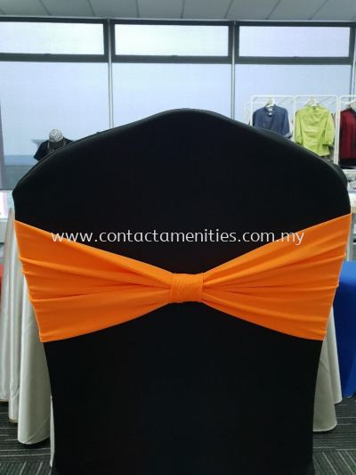 Spandex Ribbon for Chair Cover