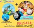 BIG SALE SCHOOL HOLIDAY !