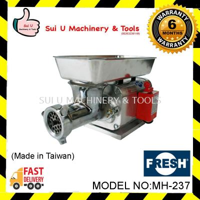 FRESH MH-237 Meat Chopper 0.37kW/230V/50Hz (Made in Taiwan)
