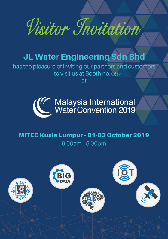 Malaysia International Water Convention 2019