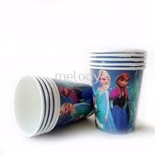Paper cup 10'S - Frozen