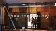 Office renovation contractor 办公室室内装修师傅