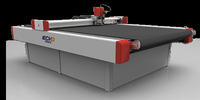 iECHO BK 1311 & 1713 & 2516 Cutting Machine