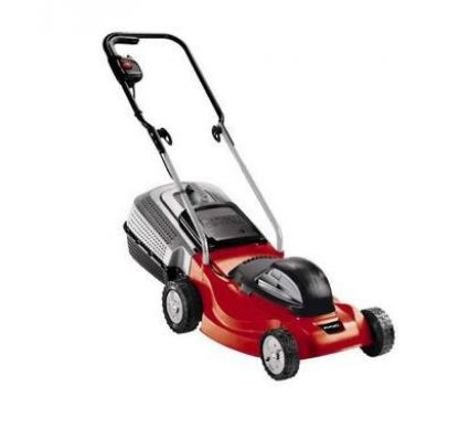 EINHELL ELEC LAWN MOWER CUTTING HEIGHT 25-60MM WIDTH 37CM 1400W 230V MODEL:GC-EM1437 (BLUE COLOR)