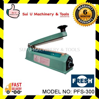 FRESH PFS-300 Impulse Sealer (Manual) 0.4kW/230V/50Hz