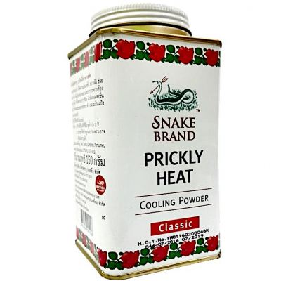 SNAKE BRAND PRICKLY HEAT 150GM