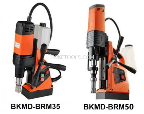 MAGNETIC DRILL MACHINE BKMD-BRM35 BKMD-BRM50