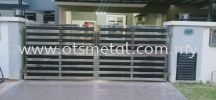 SSG037 Stainless Steel Gate