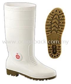 M7000 - WHITE (sock��