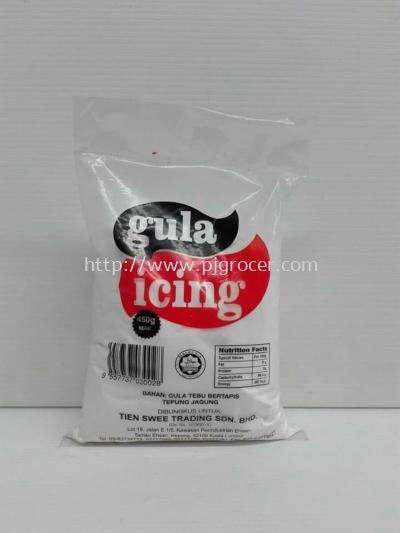 TS Icing Sugar 450gm