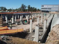 Construction On Site