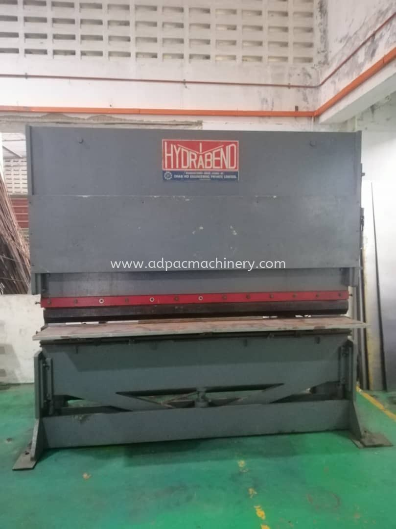 "Used ""Hydrabend"" Pressbrake / Bending Machine"