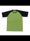 QD4869 Neon Yellow/Black QD 48 Oren Sport - Quick Dry T-SHIRT