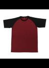 QD4805 Red/Black QD 48 Oren Sport - Quick Dry T-SHIRT
