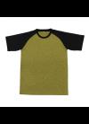 QD4804 Yellow/Black QD 48 Oren Sport - Quick Dry T-SHIRT