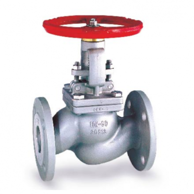 Interflow Cast Iron Globe Valve