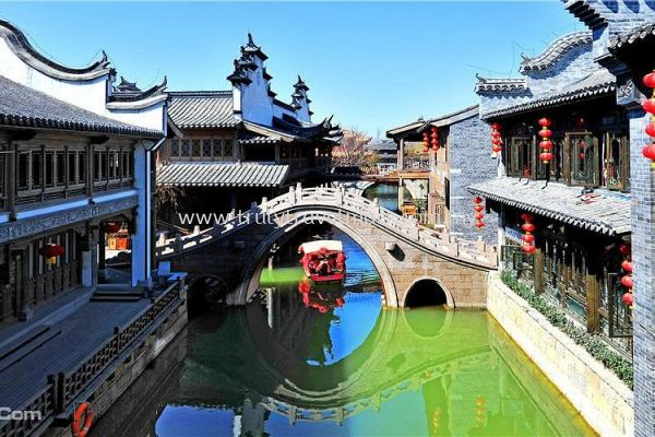 8D7N JIANGNAN WATER VILLAGE DELUXE TOUR 8��7�� ����ˮ�羫Ʒ֮��