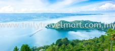 4D3N Medan/ Brastagi/Parapat (Lake Toba) Indonesia Package Tours