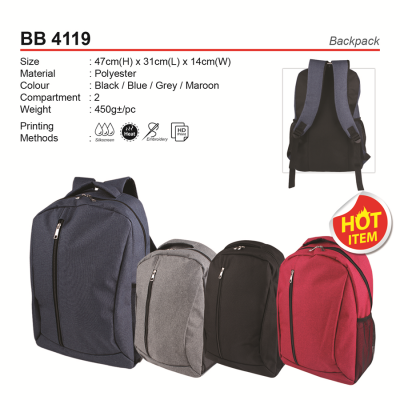 BB4119 Backpack