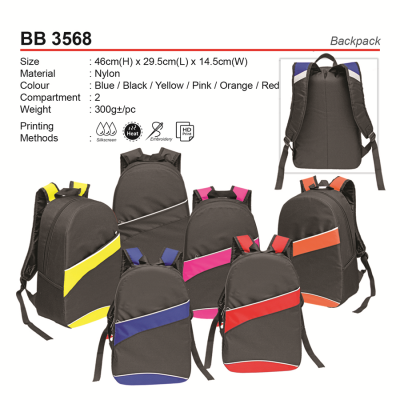 BB3568 Backpack