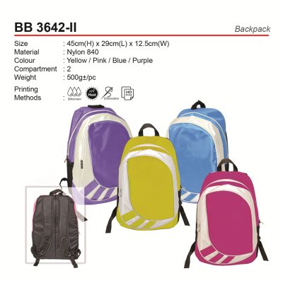 BB3642-II Backpack
