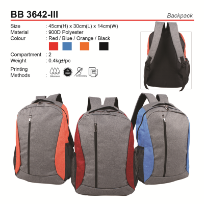 BB3642-III Backpack