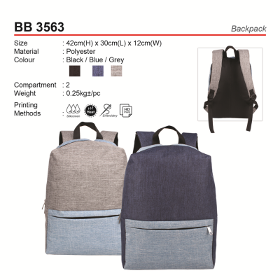 BB3563 Backpack