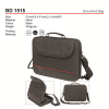 BD1515 Document Bag DOCUMENT BAG Bag Premium and Gifts
