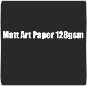 Matt Art Paper 128gsm