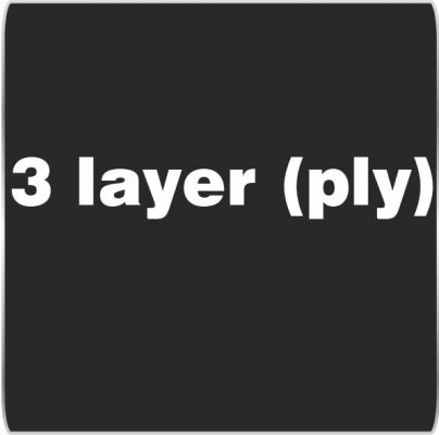 3 Layer (ply)