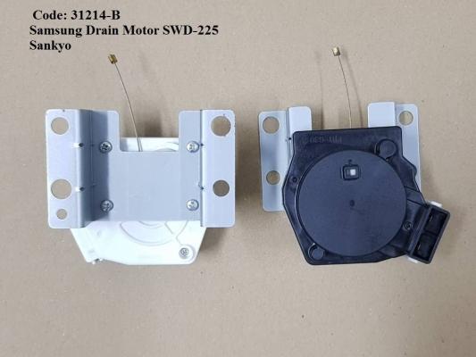 Code: 31214-B Drain Motor Sankyo SWD-225