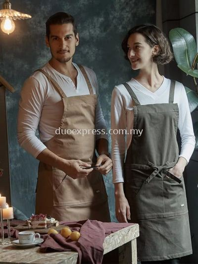 Canvas Apron 003A
