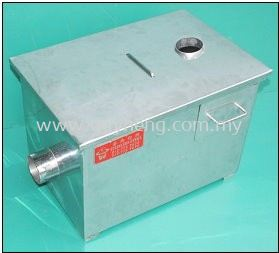Stainless Steel Grease Trap(Drawer Type) �ֹ�������ϵͳ(������)