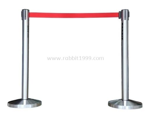 STAINLESS STEEL Q-UP STAND - retractable
