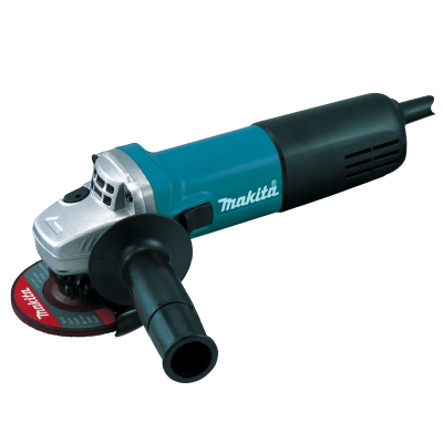 "Makita 9556HNG 100mm (4"") Angle Grinder"